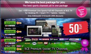 BCE Premium TV